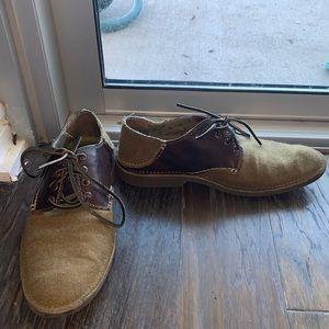 Sperry felt boat shoes dress shoes aldo oxfords
